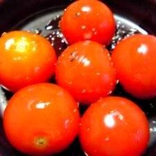 ミニトマトのサラダ