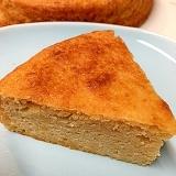 【糖質制限】アーモンドプードルde超低糖質ケーキ