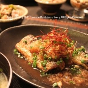簡単さっぱり秋刀魚のおろし煮