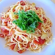 トマト使い切り作戦1、トマトソースパスター