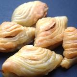 トルコのお菓子★シェルスィーツ(貝型バクラヴァ)