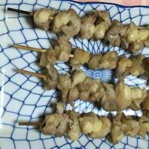 鶏軟骨串(塩)