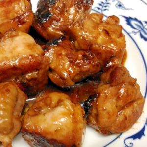 鶏モモ肉で雉焼き