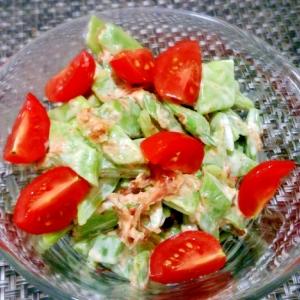 ささげの和風サラダ