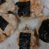 離乳食完了期 海苔ハンバーグ