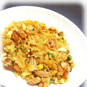 タルタル炒飯