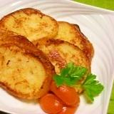 冷凍パンで☆フレンチトースト