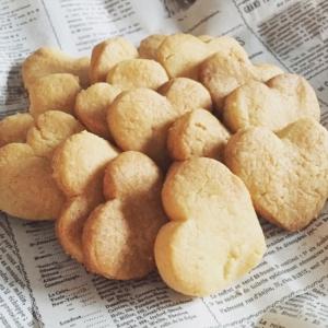 初心者向け♡お店の味クッキー!