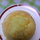 ★ヘルシー★炊飯器で豆乳ケーキ