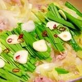 キャベツと豚肉のニンニク鍋