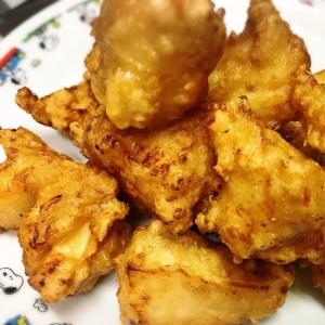 ★鶏むね肉の唐揚げ ガーリック味★