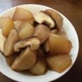 里芋と大根としいたけの煮物