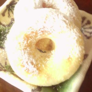 乳製品不要 基本の焼きドーナツ