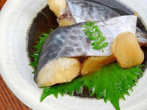 煮魚の極意! 「サワラ一夜干し八方煮」