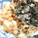 タマネギ納豆