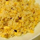 タイ風♪青唐辛子とたまごの炒飯