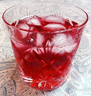 夏はコレ!赤紫蘇ジュース