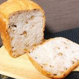 •胡桃たっぷり食パン•