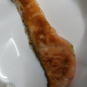 焼き鮭・鮭醤油で