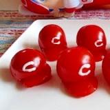 赤ヘルプチトマト!がんばれカープ!