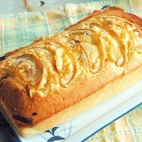 旬のゆずを使って、手軽なパウンドケーキ♪