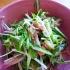 みょうがときゅうりのサラダ