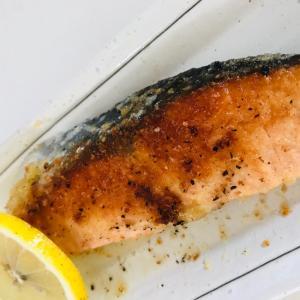 下味20秒!手軽に魚を取ろう!鮭のパン粉焼き!