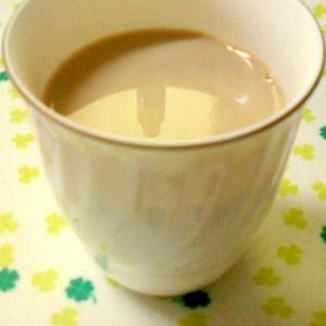 ☆*・和の心で作ってみた☆抹茶豆乳コーヒー☆*:・