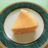 おからのしっとりチーズケーキ
