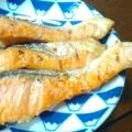 塩麹でまろやか♪鮭の照り焼き