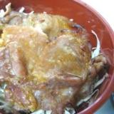 給食の豚肉の味噌漬け焼き