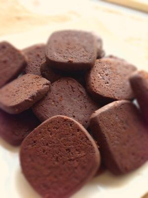 HMで☆ココアクッキー