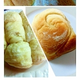 手作り炊飯器パン レシピ/120分