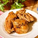 お弁当に♪漬けて焼くだけdeガーリック醤油チキン