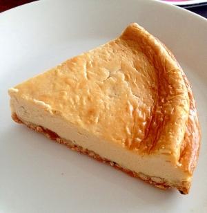 【糖質制限】粉なし☆簡単チーズケーキ