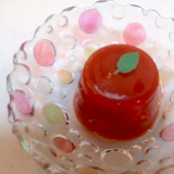 トマトとにんじんのビタミンゼリー