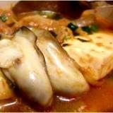 ピリ辛海鮮チゲ鍋