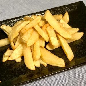 Fish&Chips のフライドポテト♪