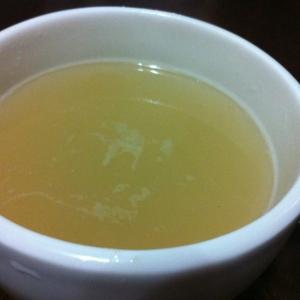 レモンとなつめのホット蜂蜜ジュース