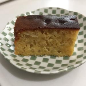 炊飯器で☆りんごとアーモンドのケーキ