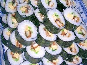 ばあば直伝★本当においしい巻き寿司
