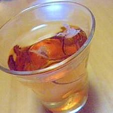 さくら蜂蜜梅酒☆のお湯割り