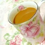 ❤小豆茶とココア生姜の練乳珈琲❤