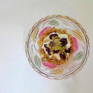 レーズン&ナッツ・ドライフルーツのフルグラ