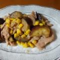 お弁当のおかず!茄子と豚肉の味噌和え