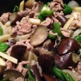 ご飯がすすむ*なすと豚肉の味噌炒め