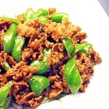 牛肉とピーマンの生姜炒め煮