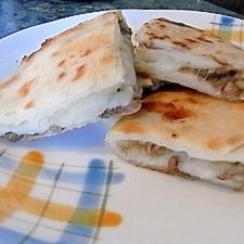 中華風ミートパイ~牛肉餅~