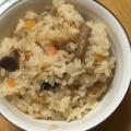 簡単!舞茸と鶏肉の炊き込みご飯
