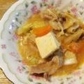 寒い日の夕飯にどうぞ☆我が家の絶品鶏ももキムチ鍋